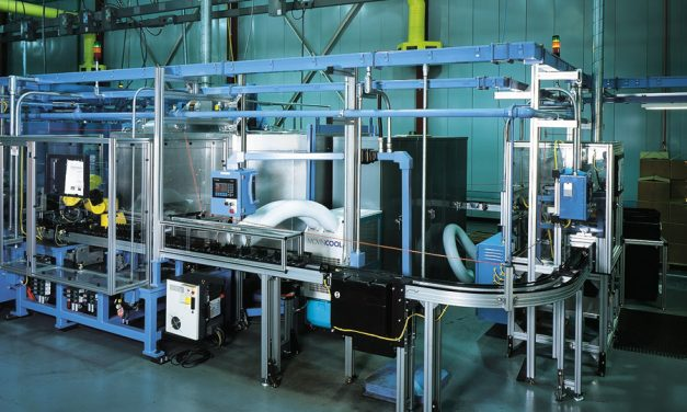 Effective cooling solutions for factories, warehouses, and small data centers.